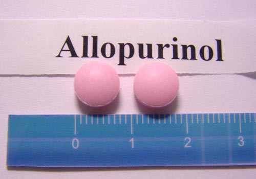 Allopurinol và tác dụng không mong muốn