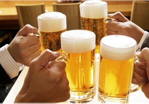 Bia - tác nhân số một gây bệnh gút
