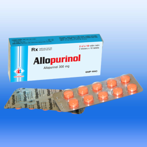 Thuốc chữa bệnh gout